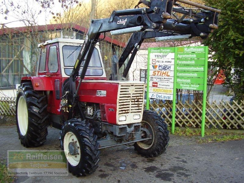 steyr 870 allrad traktor. Black Bedroom Furniture Sets. Home Design Ideas