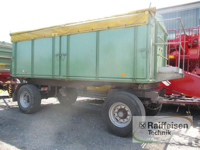 bergmann kipper 18 t bale collecting wagon 23843 bad oldesloe. Black Bedroom Furniture Sets. Home Design Ideas