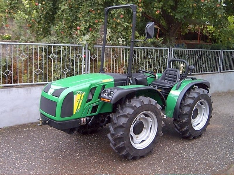 tracteur pour viticulture ferrari thor 75 ar. Black Bedroom Furniture Sets. Home Design Ideas