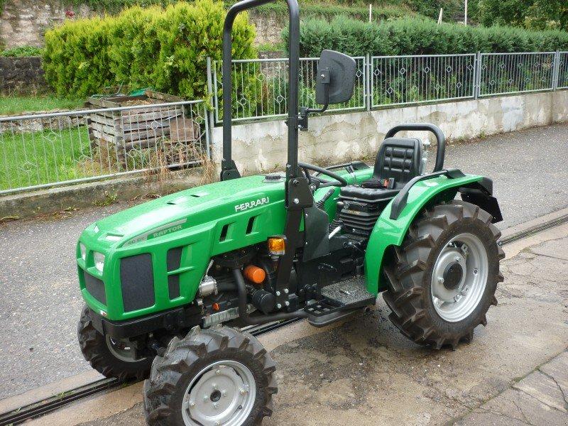 ferrari raptor 40 dt tracteur