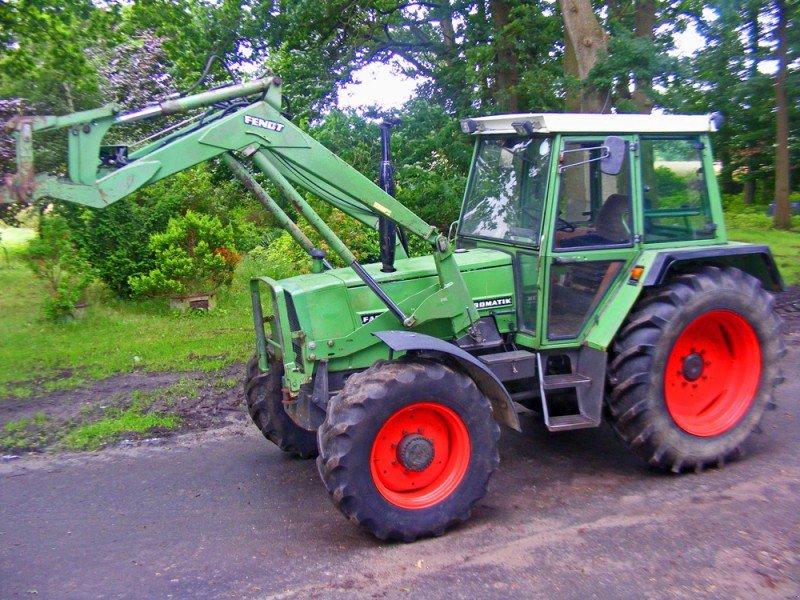 fendt 309 frontlader traktor. Black Bedroom Furniture Sets. Home Design Ideas