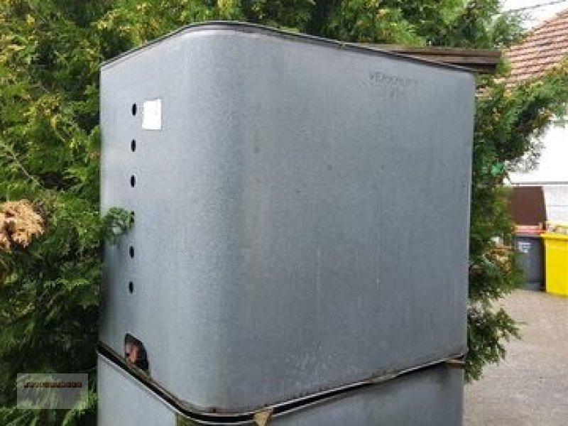 sonstige wassertank verzinkt 1000 liter mit kugelhahn silage cutter spreader 5121 tarsdorf. Black Bedroom Furniture Sets. Home Design Ideas