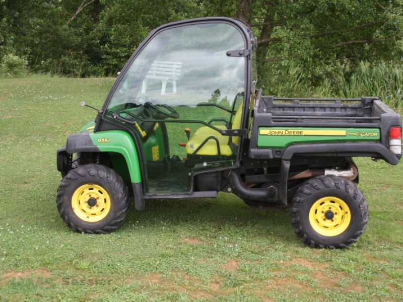 gator john deere xuv 855d. Black Bedroom Furniture Sets. Home Design Ideas