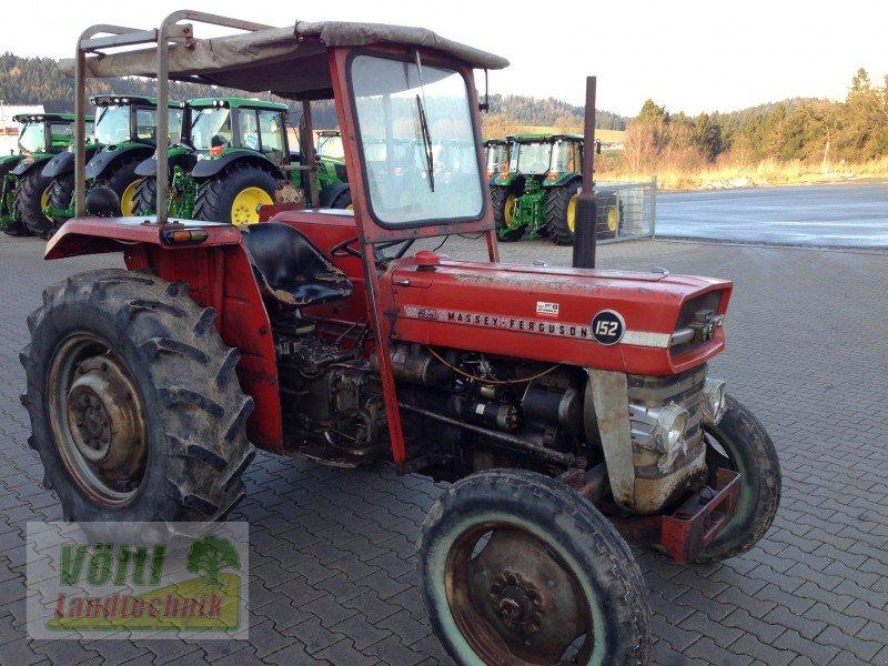 massey ferguson mf 152 hinterrad tracteur. Black Bedroom Furniture Sets. Home Design Ideas