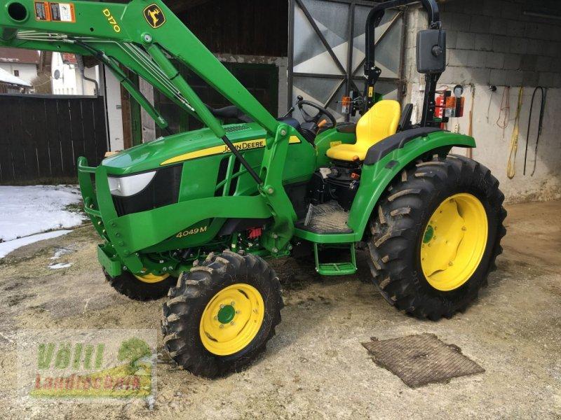 Völtl Hutthurm deere 4049m municipal tractor 94116 hutthurm bei passau