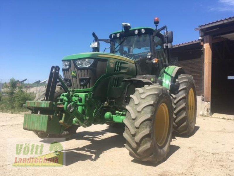 Völtl Hutthurm deere 6155m traktor 94116 hutthurm bei passau technikboerse com