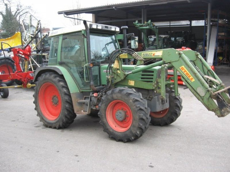 fendt 307 c traktor 92717 reuth. Black Bedroom Furniture Sets. Home Design Ideas