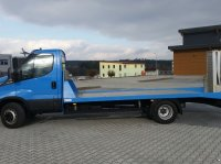 Iveco 70 C 21/P Tieflader