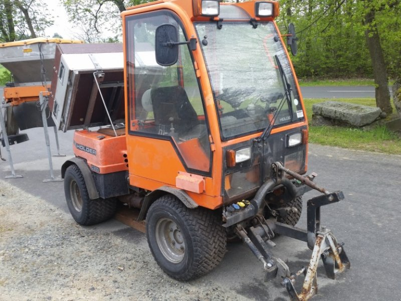 holder c 200 municipal tractor 92717 reuth