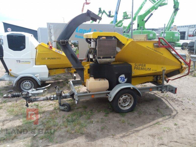 Tünnissen & Stocks T+S Holzhacker GS SUPER PREMIUM 35 DS Wood chipper &  shredder, 24768 Rendsburg