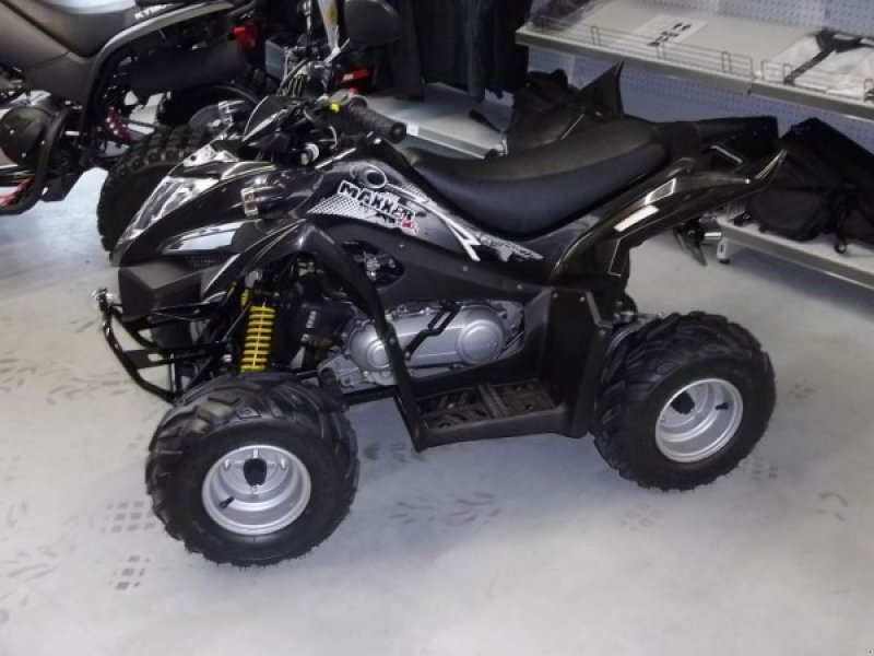 kymco maxxer 50 atv quad. Black Bedroom Furniture Sets. Home Design Ideas