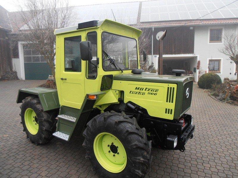 mercedes benz mb trac 700 900 turbo traktor. Black Bedroom Furniture Sets. Home Design Ideas