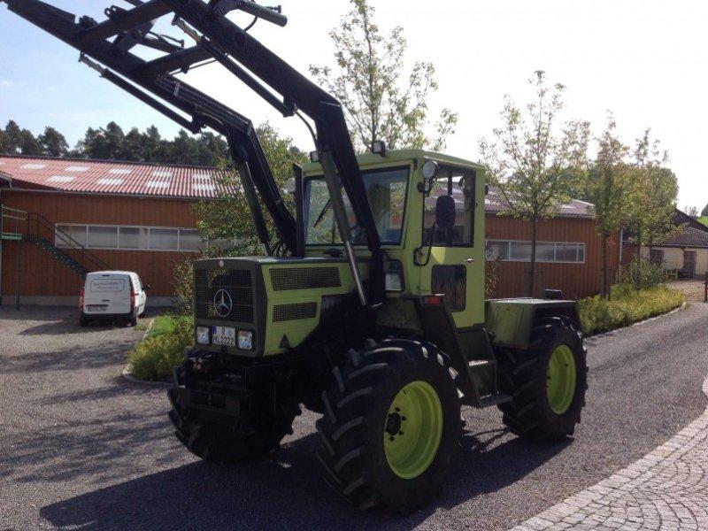 mercedes mb trac 700 s traktor. Black Bedroom Furniture Sets. Home Design Ideas