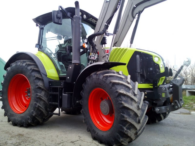 Claas arion cmatic frontlader top zustand Τρακτέρ