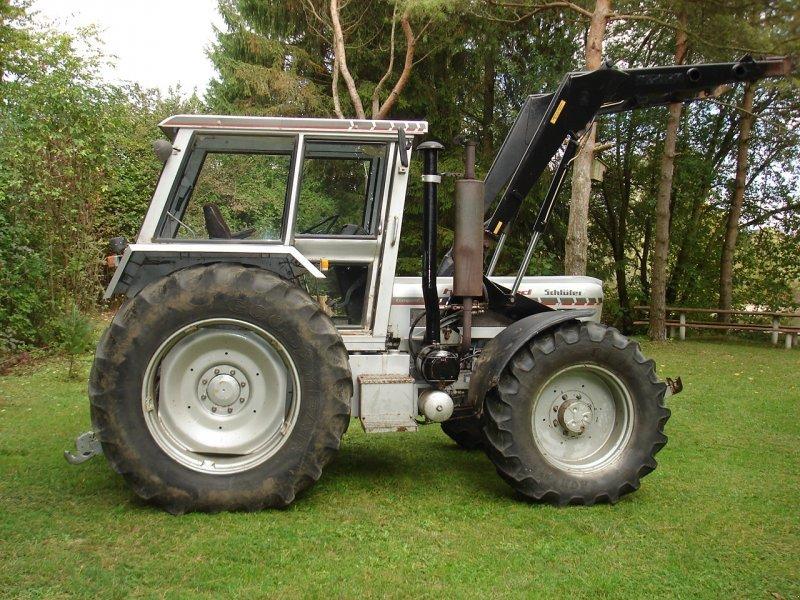 traktor schl ter compact 1350 tv 6 high speed. Black Bedroom Furniture Sets. Home Design Ideas