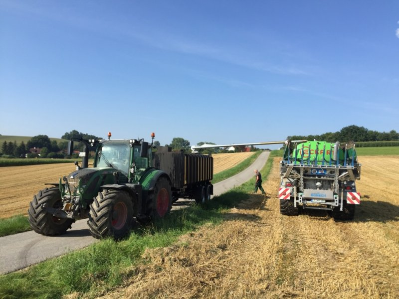 Bild Fendt 718SCR Profi Plus