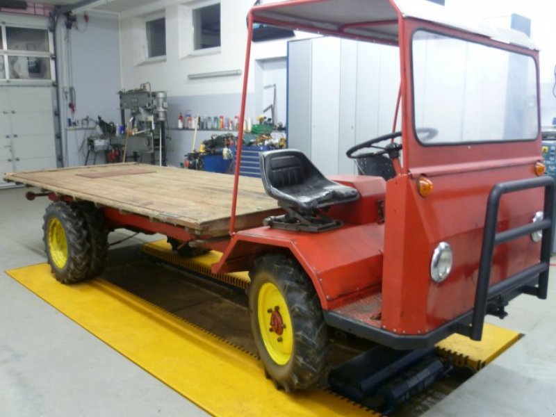 mercedes benz transporter tiger allrad kein mb trac muli aebi reform traktor unimog. Black Bedroom Furniture Sets. Home Design Ideas