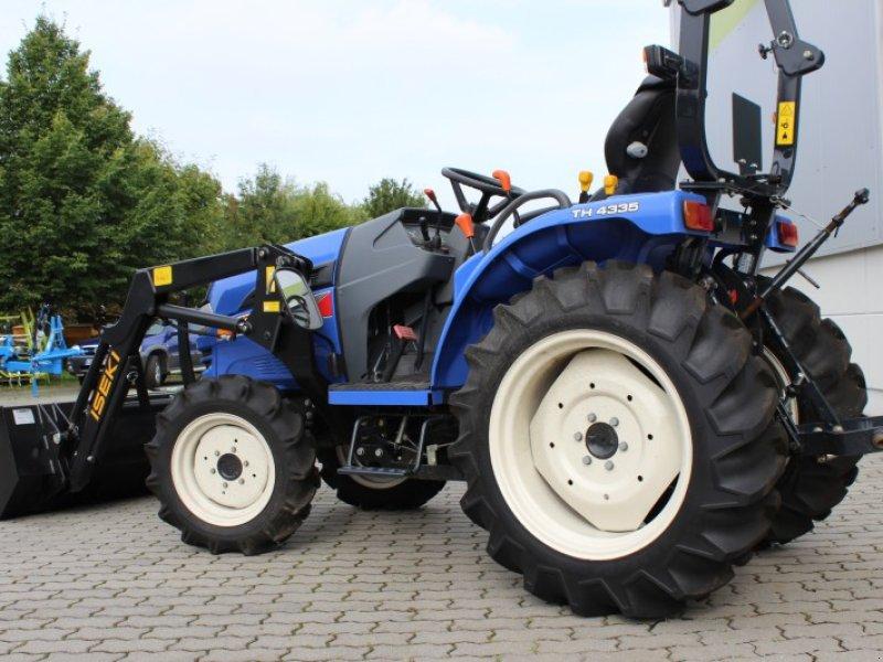 iseki th 4335 al mit frontlader traktor. Black Bedroom Furniture Sets. Home Design Ideas