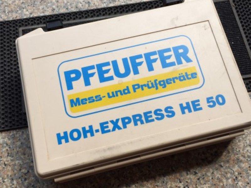 pfeuffer pfeuffer he50 altre macchine di stoccaggio dei cereali. Black Bedroom Furniture Sets. Home Design Ideas