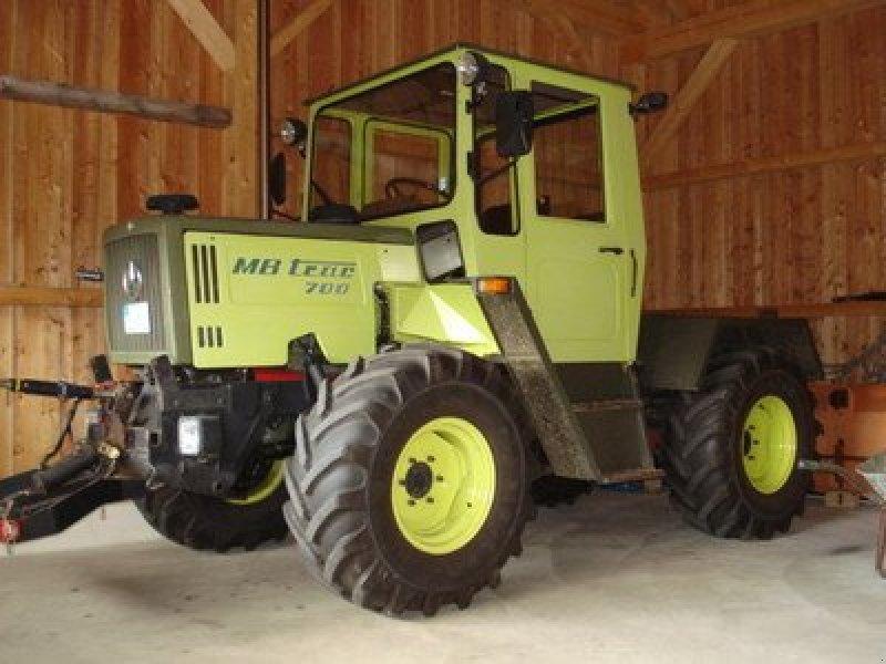 mercedes benz mb trac 700 g turbo traktor. Black Bedroom Furniture Sets. Home Design Ideas