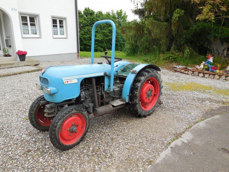 eicher es 202 tracteur pour viticulture