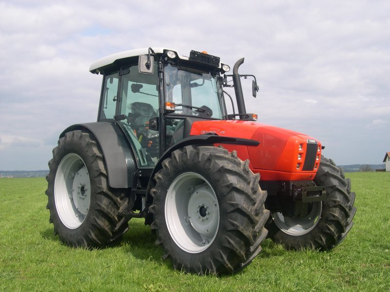 traktor deutz fahr agrofarm same explorer3 100. Black Bedroom Furniture Sets. Home Design Ideas