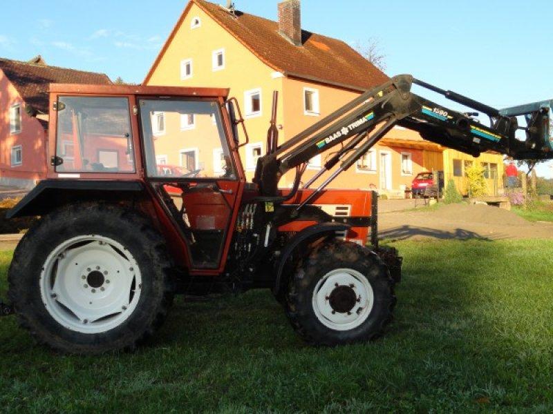 fiat 566 dt tracteur
