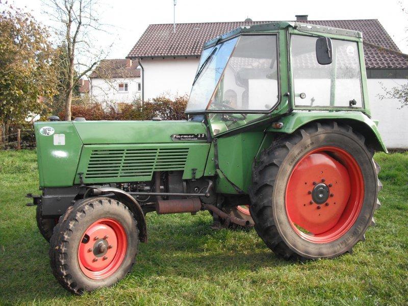 fendt farmer 3s turbomatik tracteur. Black Bedroom Furniture Sets. Home Design Ideas