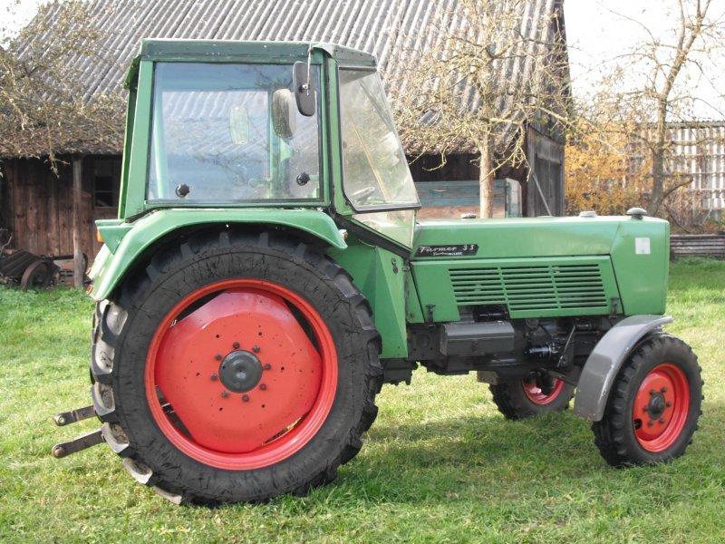 fendt farmer 3s turbomatik traktor. Black Bedroom Furniture Sets. Home Design Ideas