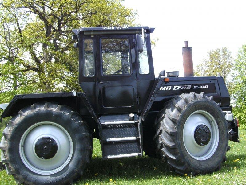 mercedes benz mb trac 1500 tracteur. Black Bedroom Furniture Sets. Home Design Ideas