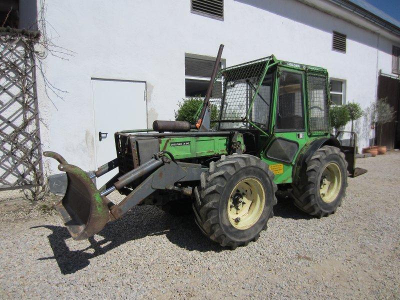 holder a60 tracteur forestier