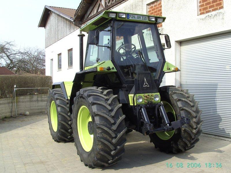 deutz-fahr intrac 6 60 tracteur
