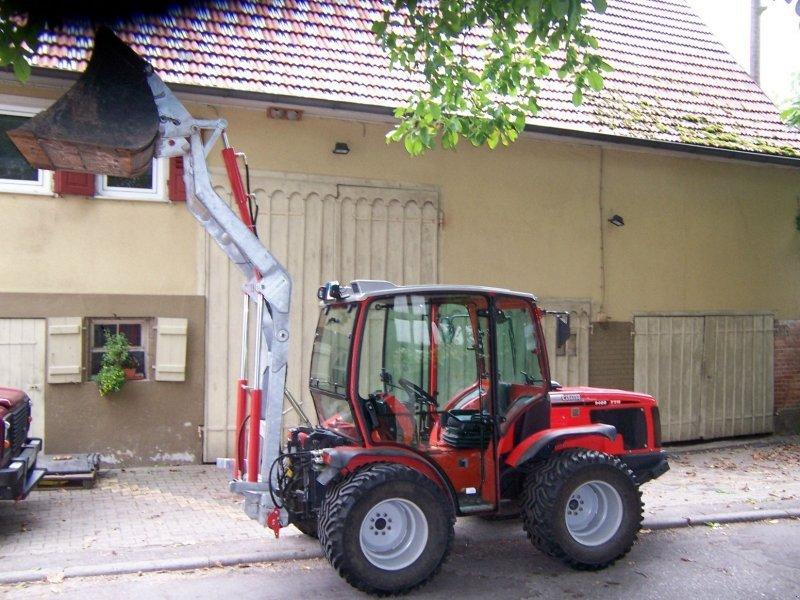 hecklader traktor. Black Bedroom Furniture Sets. Home Design Ideas