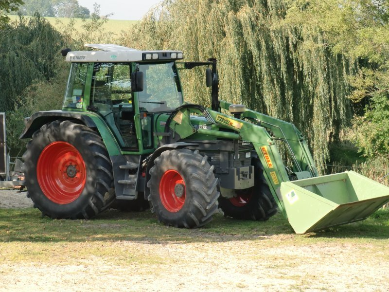 fendt 509 c traktor. Black Bedroom Furniture Sets. Home Design Ideas