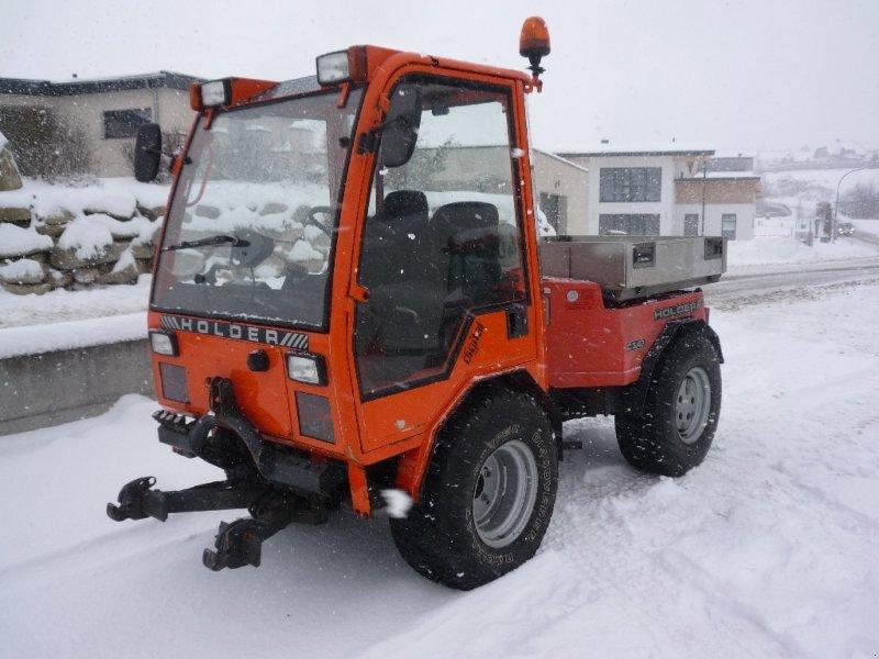 kommunaltraktor holder c c 345 kubota traktor iseki. Black Bedroom Furniture Sets. Home Design Ideas