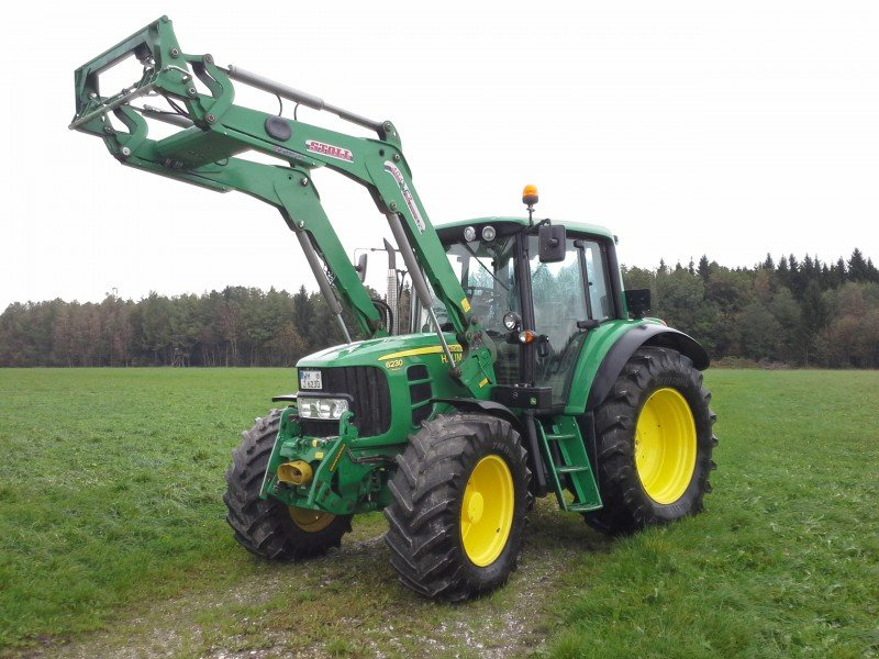 john deere 6230 premium traktor. Black Bedroom Furniture Sets. Home Design Ideas