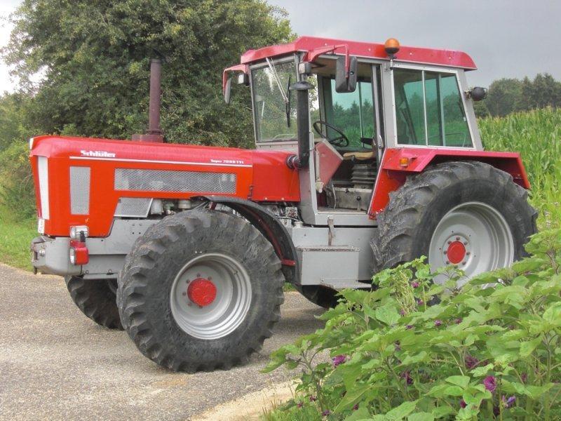 traktor schl ter 2000 tvl. Black Bedroom Furniture Sets. Home Design Ideas