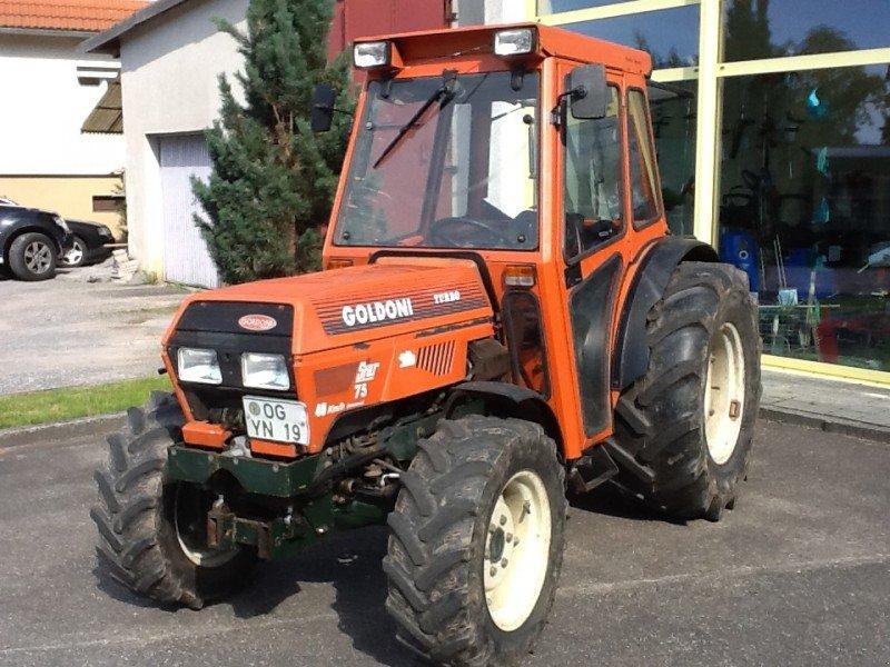 Goldoni Tractor Parts : Orchard tractor goldoni star technikboerse