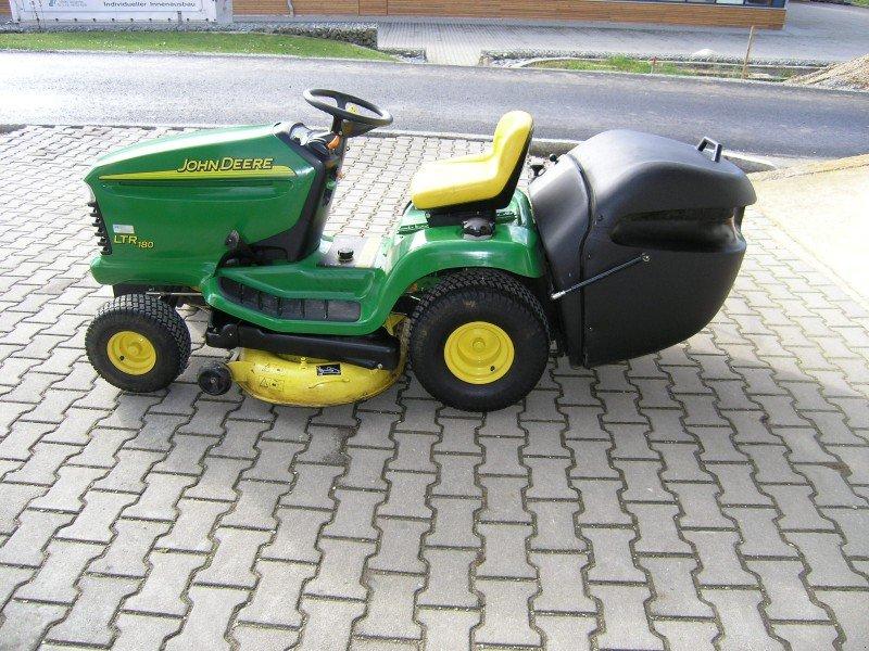 john deere ltr 180 tracteur tondeuse. Black Bedroom Furniture Sets. Home Design Ideas