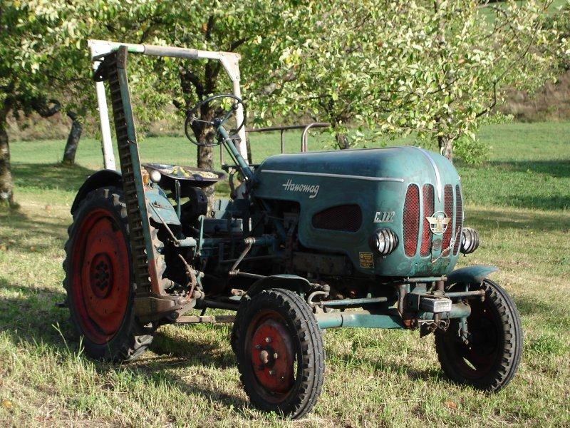 Hanomag c traktor technikboerse