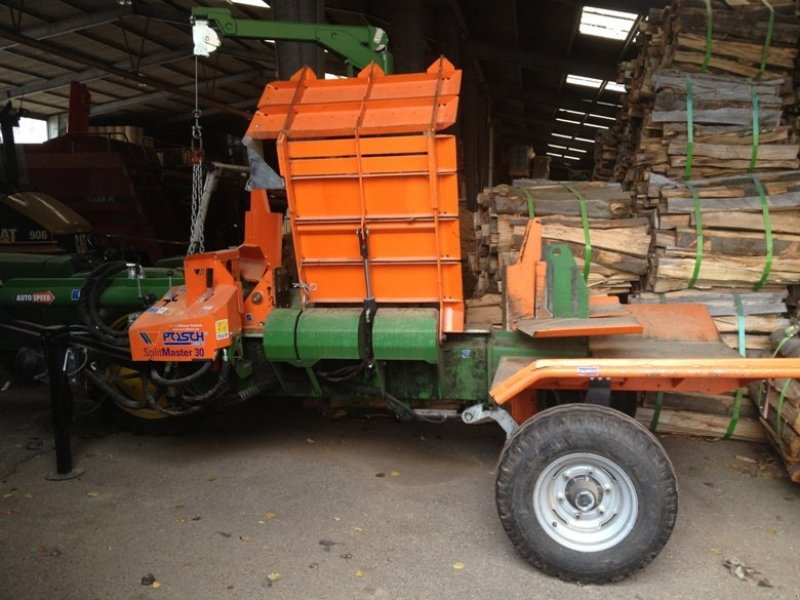 Posch splitmaster 30 t holzspalter for Splitmaster