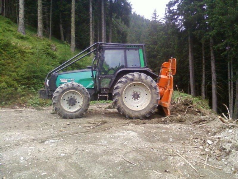 valtra 6600 tracteur forestier