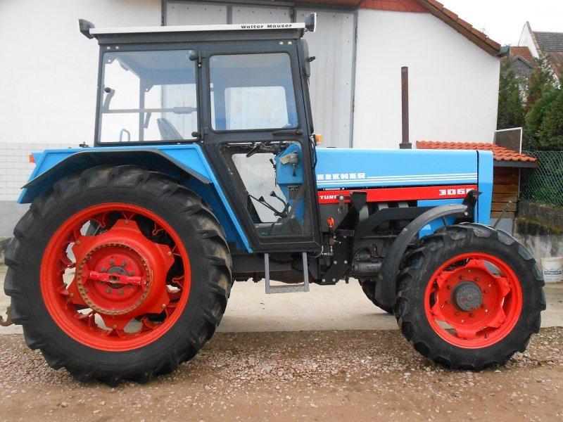 Eicher 3066 Turbo Traktor - technikboerse.com