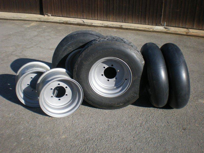 michelin 340  65r18 12-18 pilote x roue