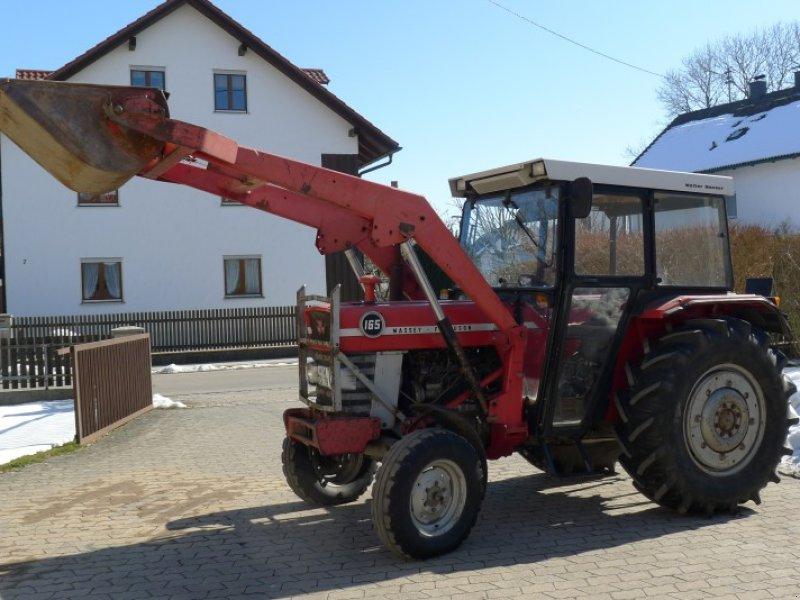massey ferguson mf 165 tracteur
