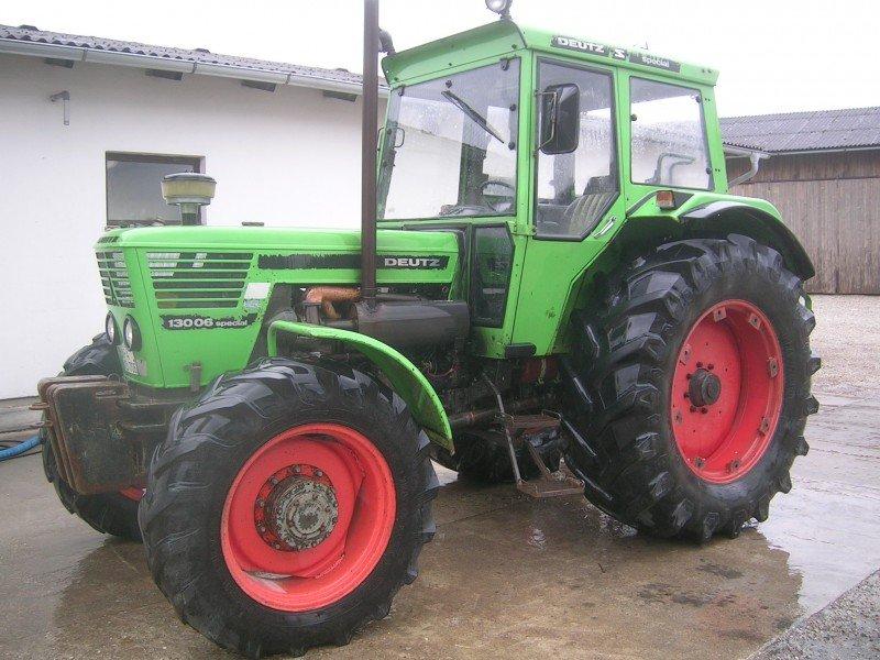 deutz fahr 130 06 spezial tracteur. Black Bedroom Furniture Sets. Home Design Ideas