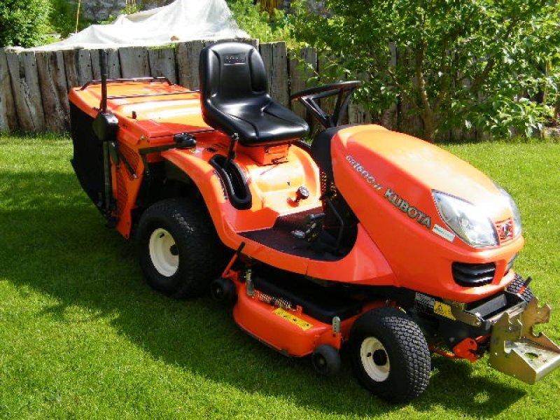 tracteur tondeuse kubota kubota gr 1600 ii. Black Bedroom Furniture Sets. Home Design Ideas