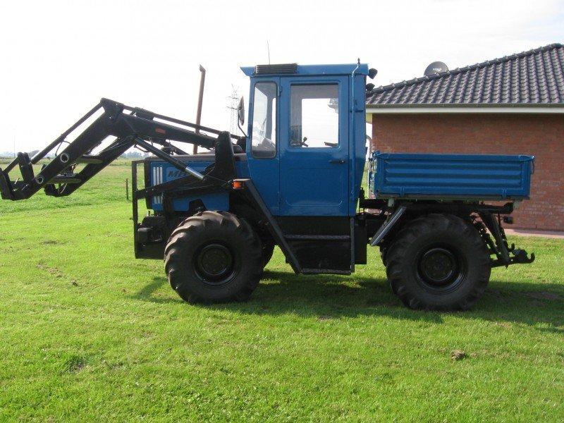 mercedes benz mb trac 700 k traktor. Black Bedroom Furniture Sets. Home Design Ideas