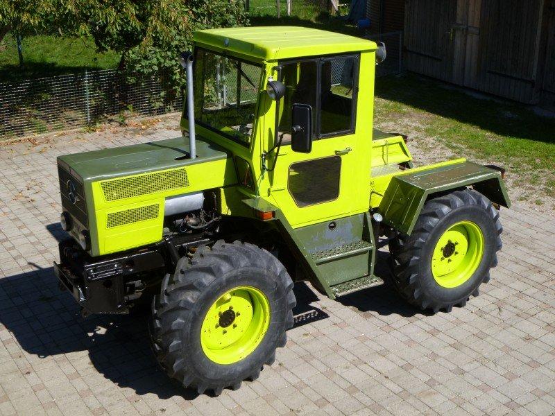 mercedes benz mb trac 700 traktor. Black Bedroom Furniture Sets. Home Design Ideas
