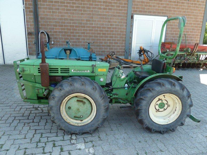holder holder a45 tracteur pour viticulture
